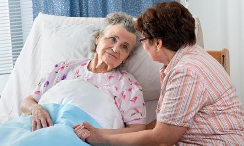Как поднять больного с постели