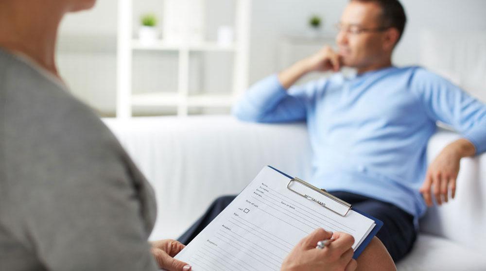 Консультация психолога перед процедурой