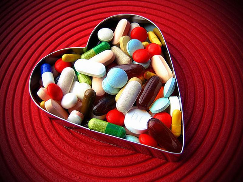 Лекарства от высокого давления