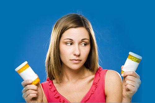 Препараты подбираются строго индивидуально