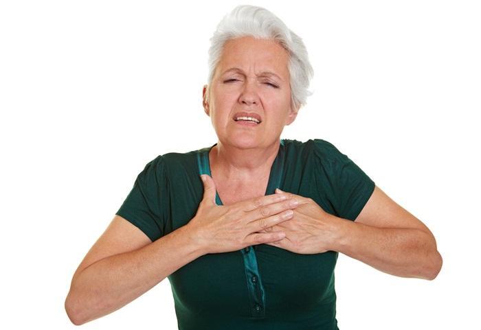 Резкая боль, бледкость и другие симптомы аневризмы
