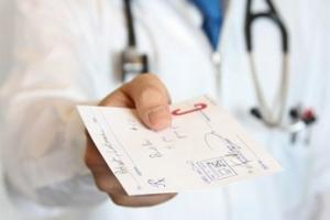 Рецепт врача на миорелаксанты