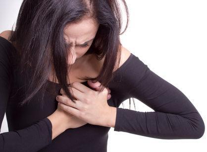 Сердцебиение и боли