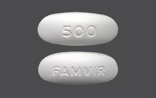 Фамвир ( фамцикловир) таблетки