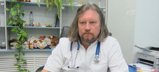 Ведущий врач-гомеопат центра Аконит-Гомеомед Воронков А. А.