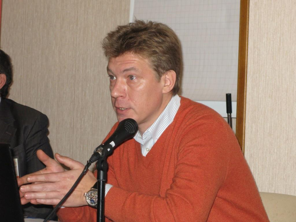 Иван Лесков, детский врач-отоларинголог