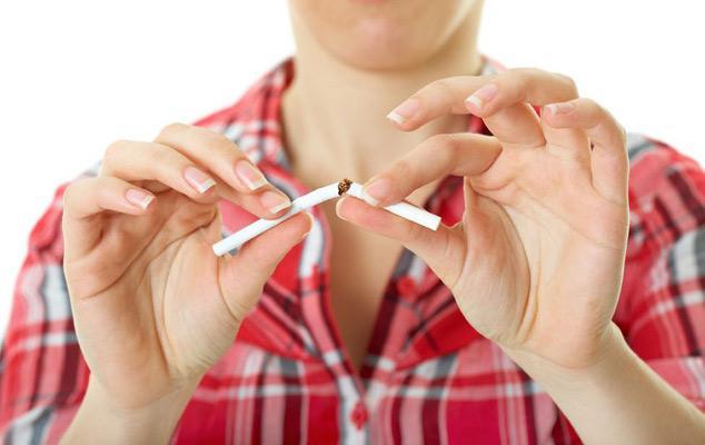 Для нормализации артериального давления откажитесь от вредных привычек