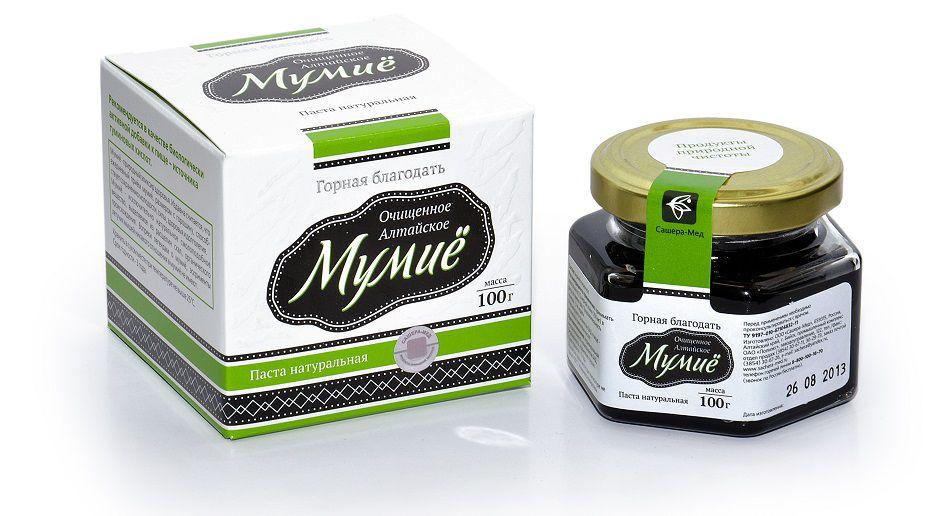 Мумие - народное лекарство против гепатита С