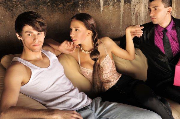Нимфомания выражается в невозможности управлять и контролировать свои половые потребности