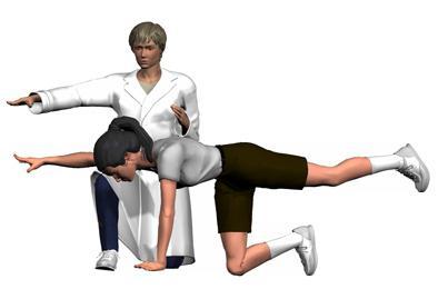 Правильное выполнение упражнения №4