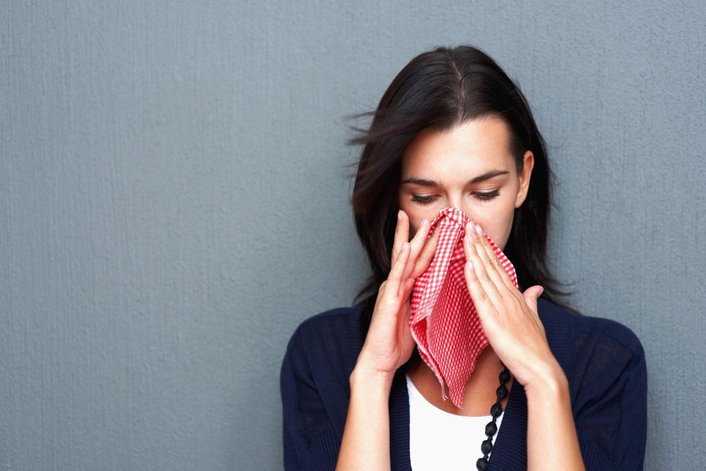 При нарушении кишечной микрофлоры аллергия появляется преимущественно на продукты питания