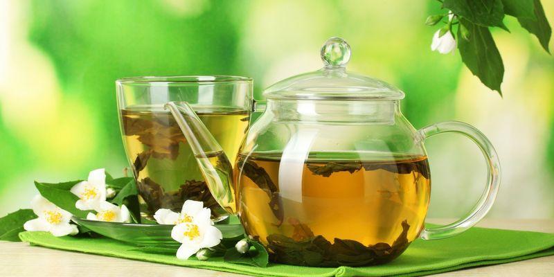 Травяной чай может снять воспалительные процессы в носовой полости