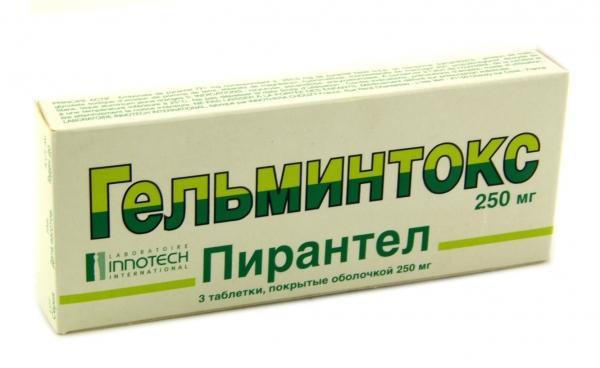 Гельминтокс - это традиционное средство для устранения многих видов паразитов