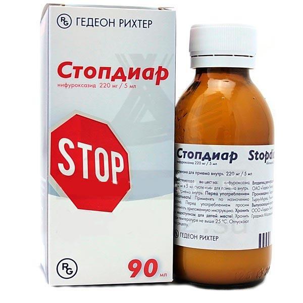 Применять препарат Стопдиар необходимо при сильном расстройстве кишечника