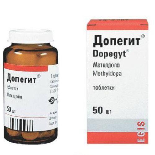 При применении препарата Допегит важно учитывать наличие хронических и текущих заболеваний