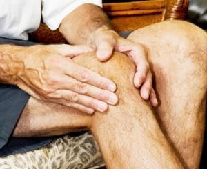 Боли в колене без причины