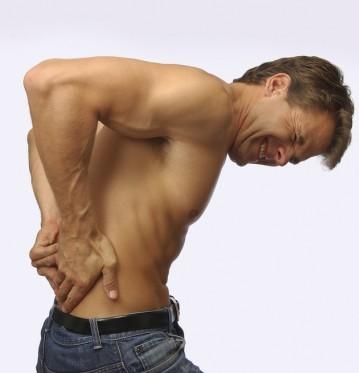 Боли в спине - симптом люмбалгии