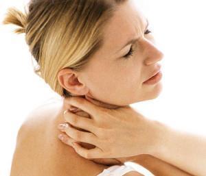 Боли в шее и плечевом поясе при шейном остеохондрозе