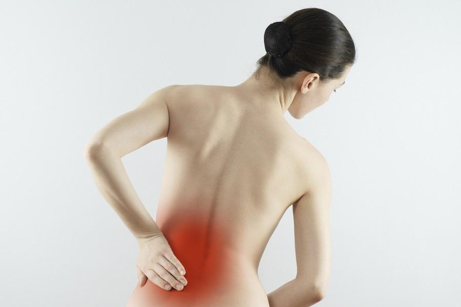 Боли могут быть справа, слева или по всей пояснице