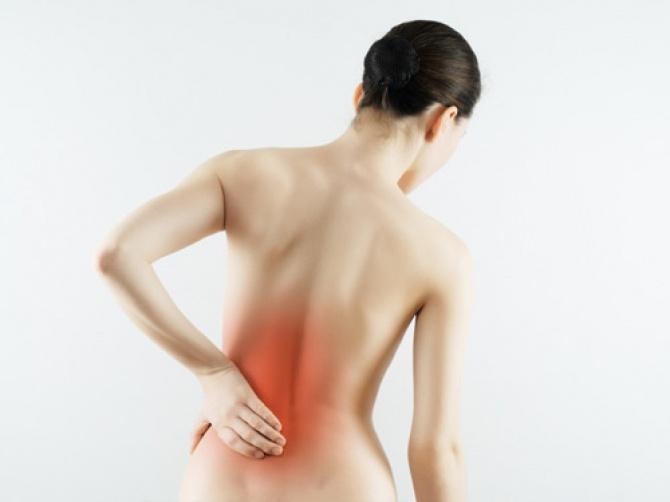 Боль в спине как симптом остеопороза