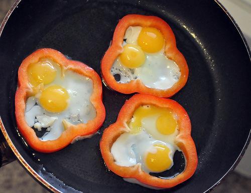 Вариант приготовления перепелиных яиц
