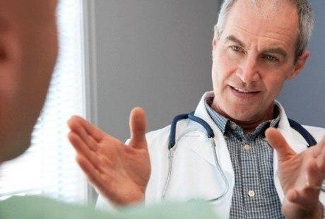 Врач диагностирует бурсит и назначит индивидуальное лечение