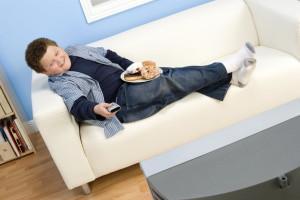 Гиподинамия и лишний вес