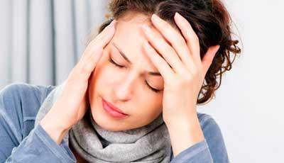 Головные боли - повод для обращения к врачу