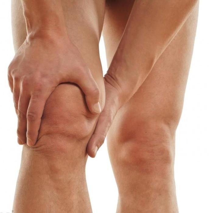 Дискомфорт при сгибании колена