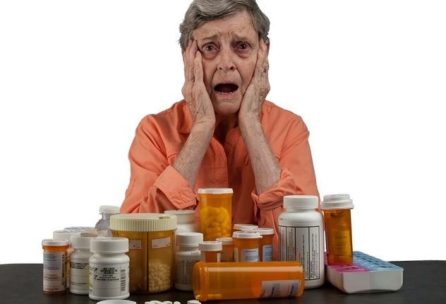 Злоупотребление лекарствами