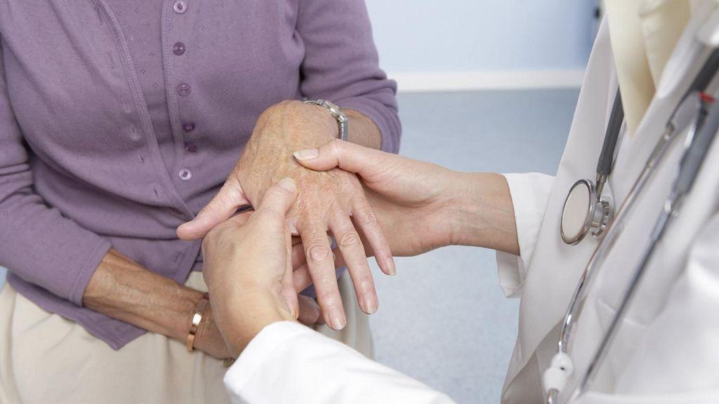 Ревматический артрит и ревматоидный артрит