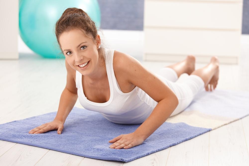 Комплекс упражнений при остеохондрозе позвоночника