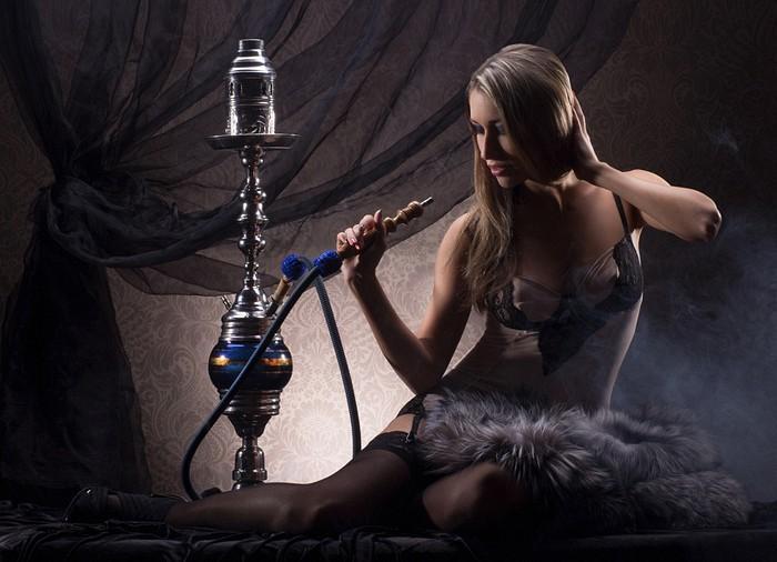 Курение кальяна вредно или нет