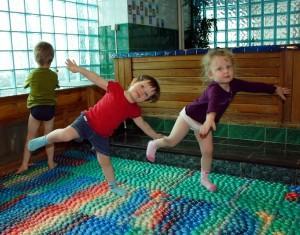 ЛФК при плоскостопии у детей