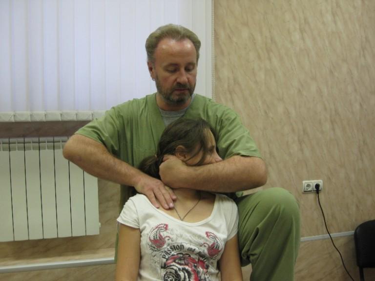 Лечение шейного отдела позвоночника в нижнем новгороде