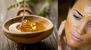 Маска с медом и аспирином