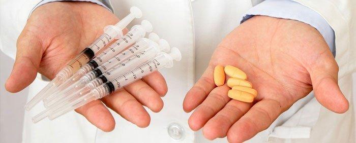 Медикаментозное лечение атеросклероза нижних конечностей