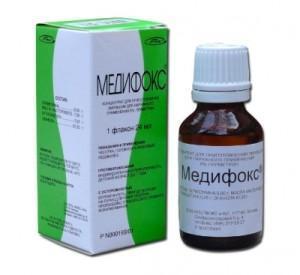 Медифокс (24 мл) - (концентрат) для уничтожения чесотки