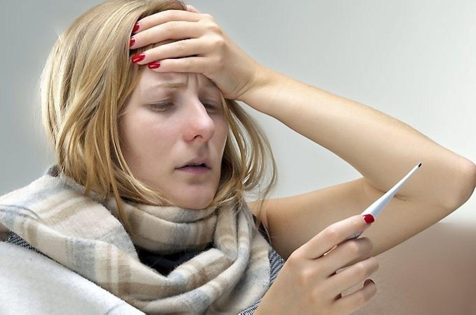 Мигрени и температура