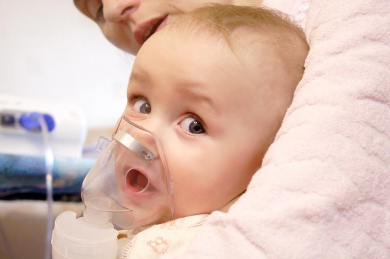 Небулайзерная терапия увеличивает эффективность лечения респираторных заболеваний