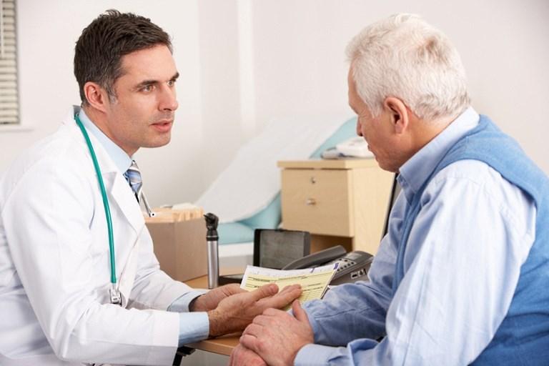 Не забывайте посещать врача