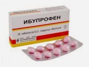 Обезболивающие и противовоспалительные