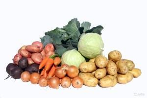 Овощной компресс