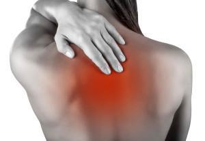 Остеохондроз в области шейно-грудного отдела вкупе с деформирующим спондилезом