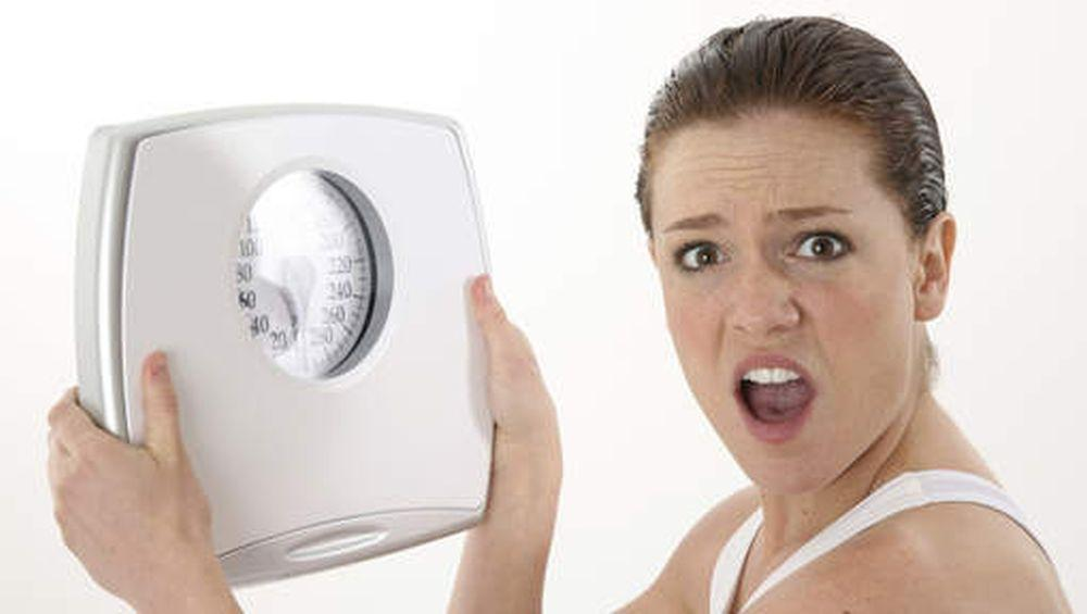 От лишнего веса нужно избавляться