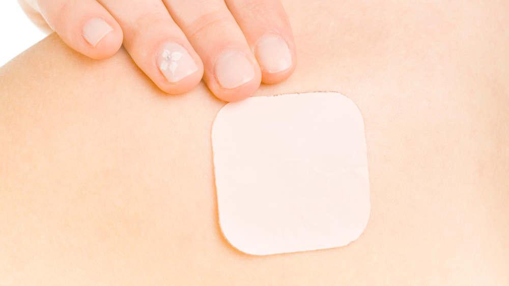 Пластырь от остеохондроза