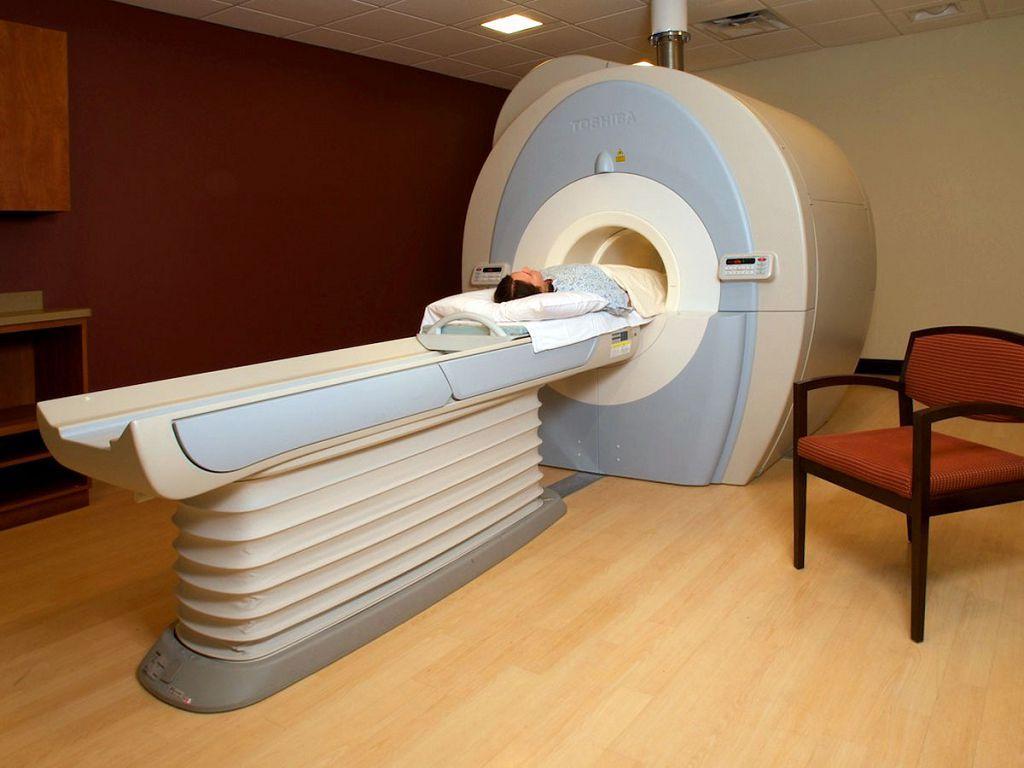 Процедура обследования МРТ коленного сустава