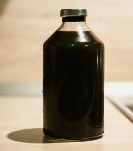 Рецепт с желчью, водкой и шампунем