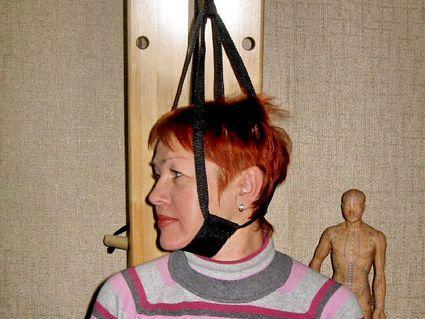 Система для вытяжения шеи