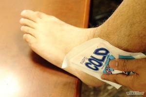 Травмы и чрезмерные нагрузки могут привести к воспалению